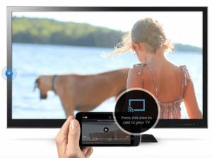 How to use Chromecast- YouTube