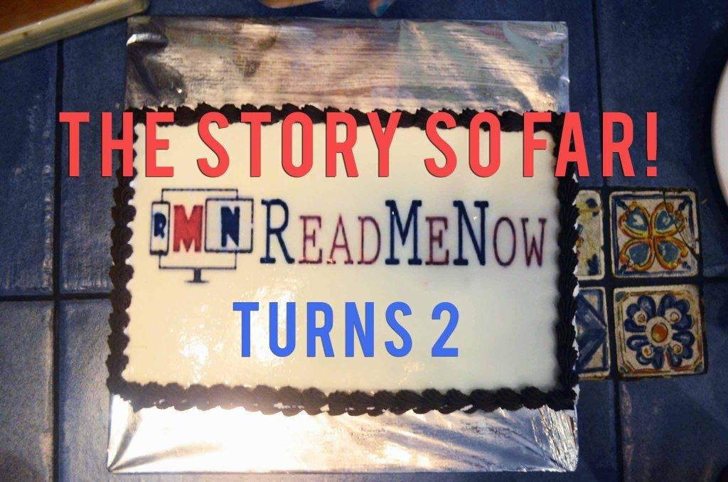 readmenow turns two