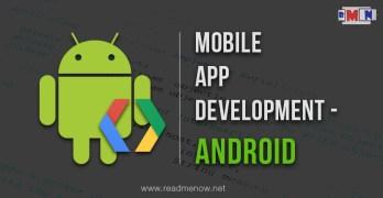Android App Development – Beginner's Guide
