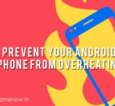 How To Prevent Android Phone Overheating