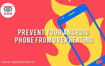 android phone overheating