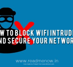 How to block WiFi intruders and secure your network?