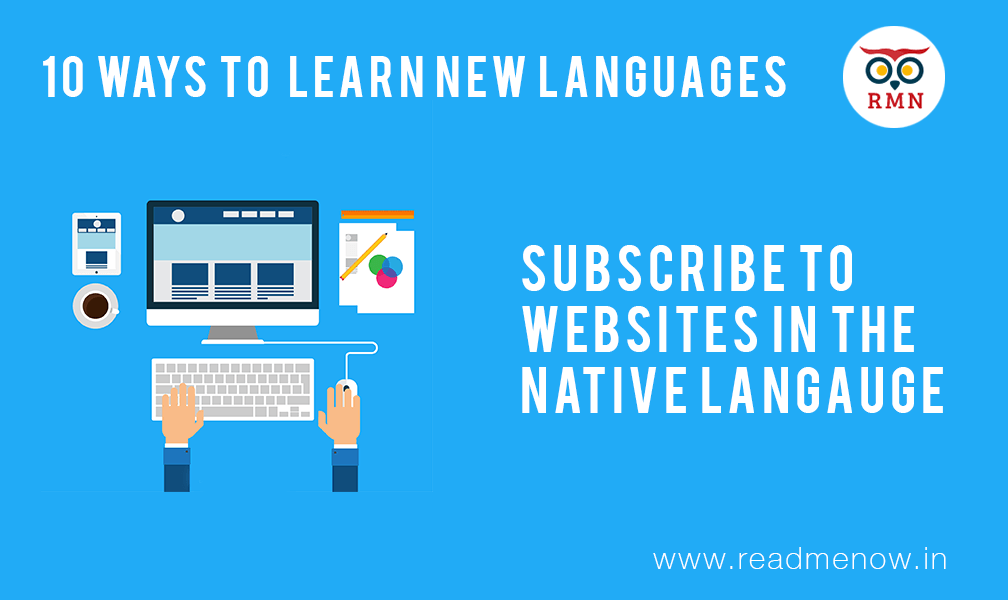 Subscribe to native websites