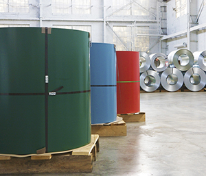 Metal Coil/Sheet Distributors (by substrate)