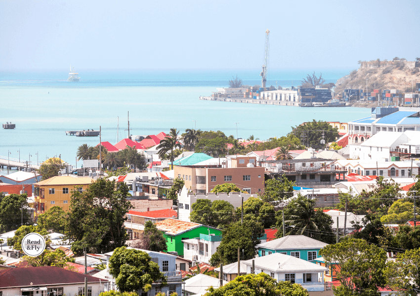 St John - Antigua y Barbuda