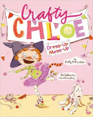 chloe dress up