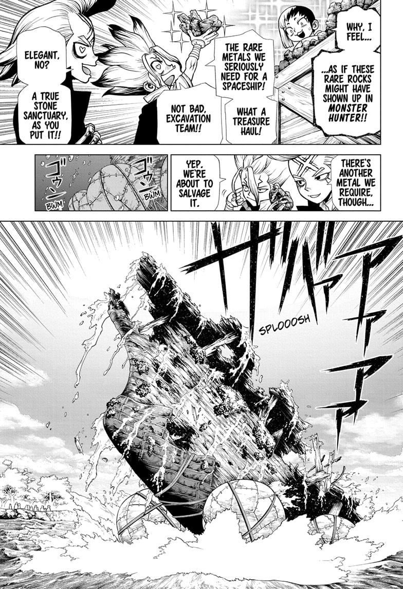 Dr. Stone, Chapter 199 image 0199-005