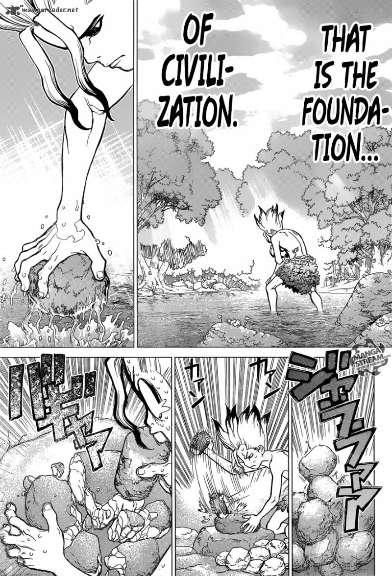 Dr. Stone : Chapter 13 image 010