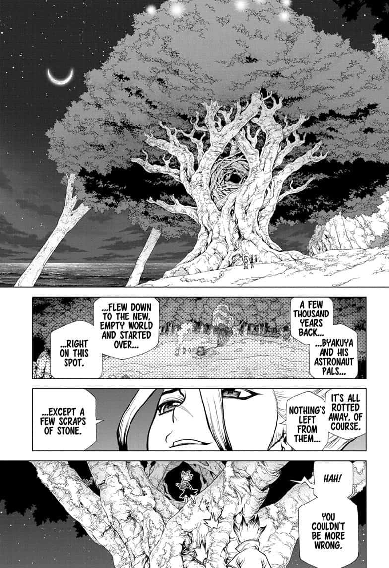 Dr. Stone : Chapter 140 - New World Pilots image 007