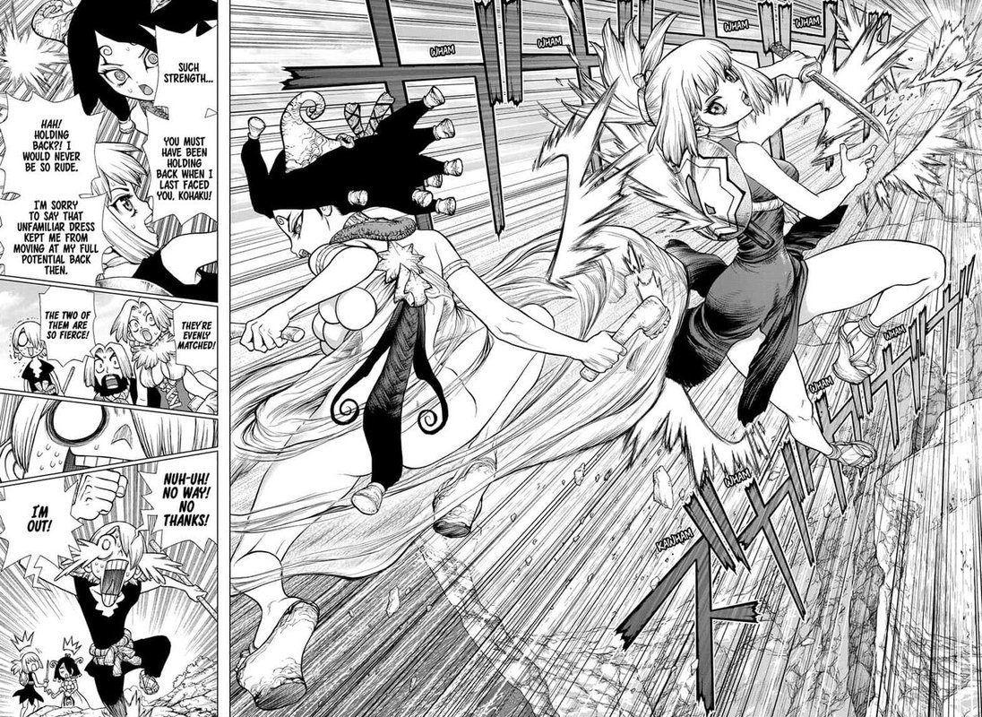 Dr. Stone : Chapter 139 - First Dream image 006