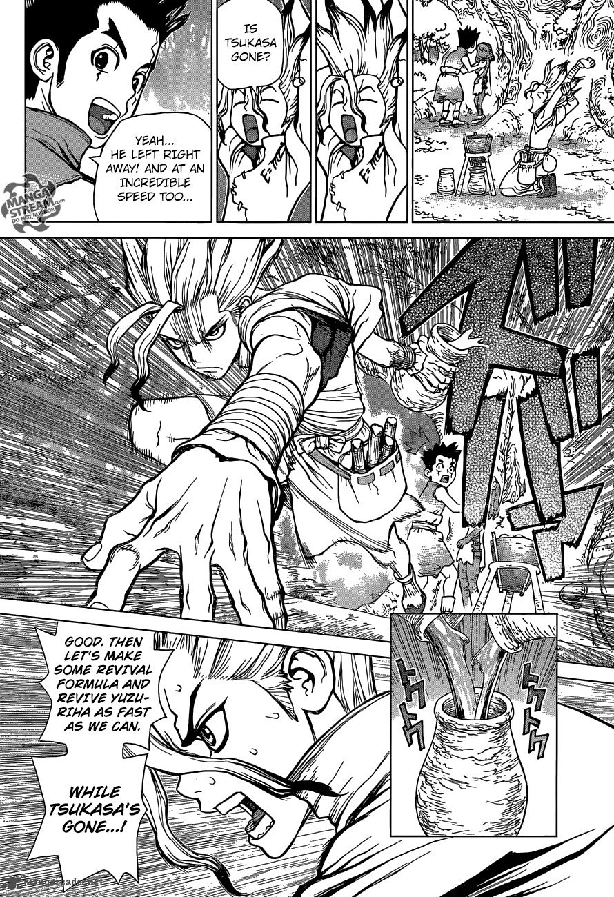 Dr. Stone : Chapter 5 image 006