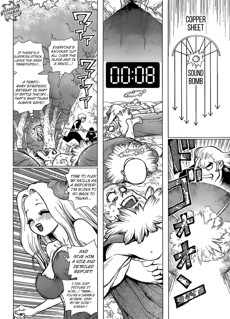 Dr. Stone : Chapter 75 - Count Down 20 image 010