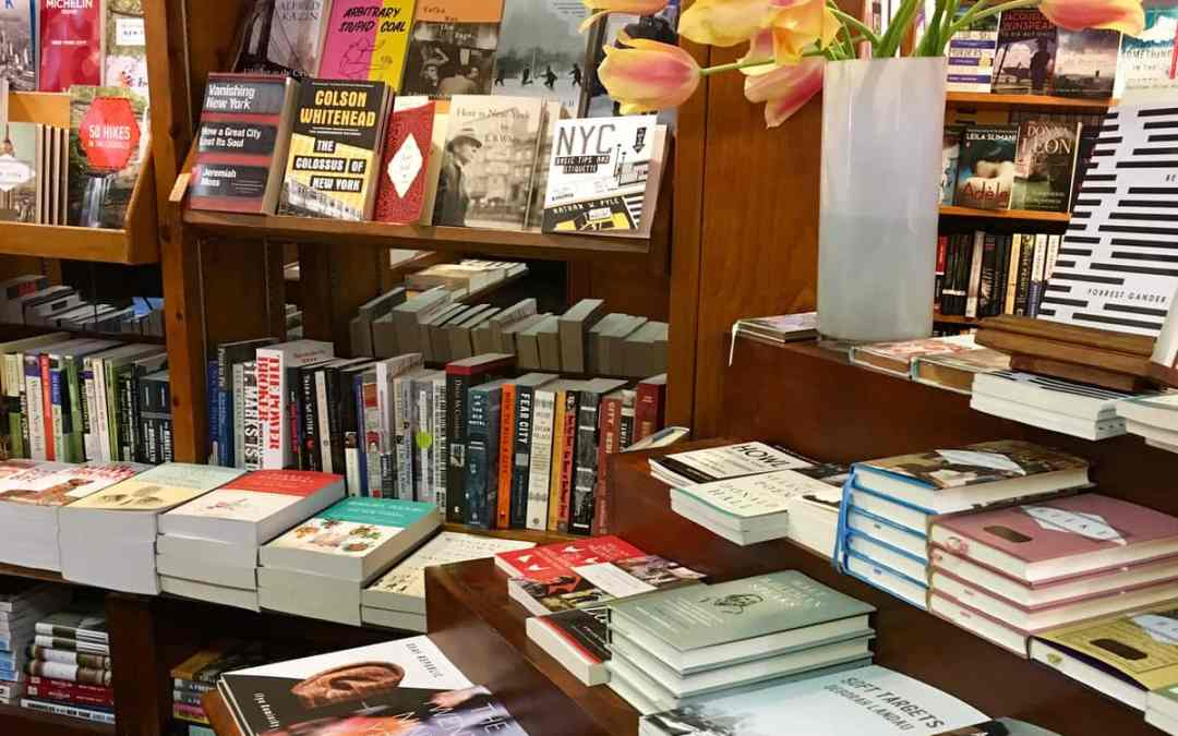 a bookish walk in NYC, part 3