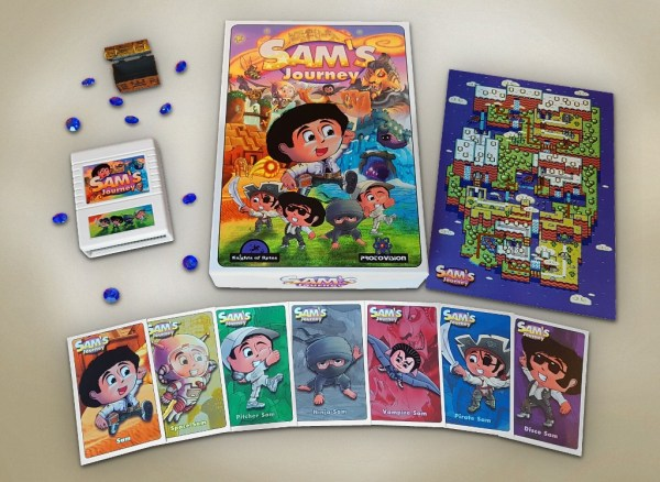 Sams Journey Pushes Commodore 64 Limits