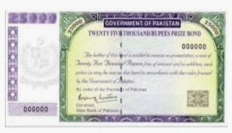 25000 Prize Bond List of Draw 34, Lahore On 03-08-2020