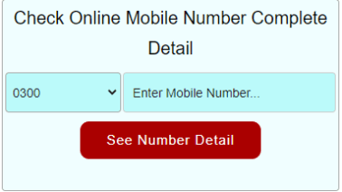 GPS Mobile Number Tracker in Pakistan