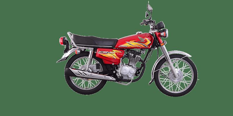 Honda 125 Price in Pakistan 2021