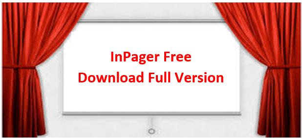 Inpage Free Download Full Version