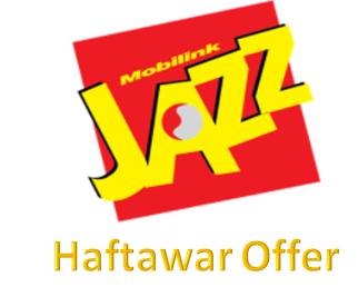 Jazz Haftawar Offer
