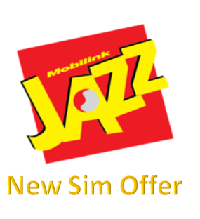 Jazz New Sim Offer