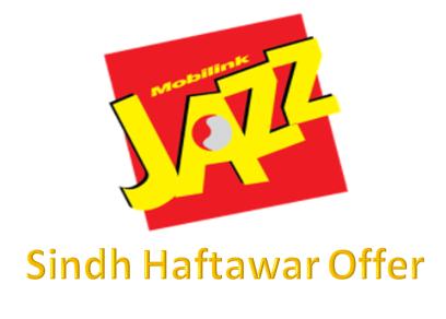 Jazz Sindh Haftawar Offer