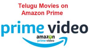 Telugu Movies on Amazon Prime