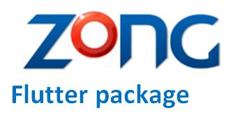 Zong Flutter Package