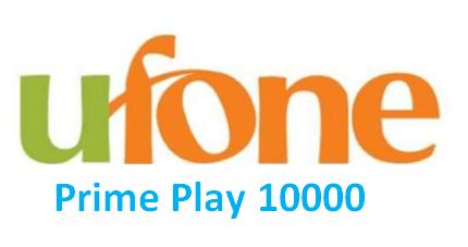 Ufone Primeplay 10000
