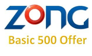 Zong Basic 500 Package