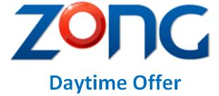 Zong Daytime Offer