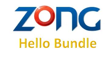 Zong Hello Package