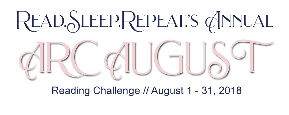 ARC August 2018 Sign-Up and TBR