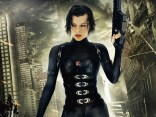 Alice of Resident Evil