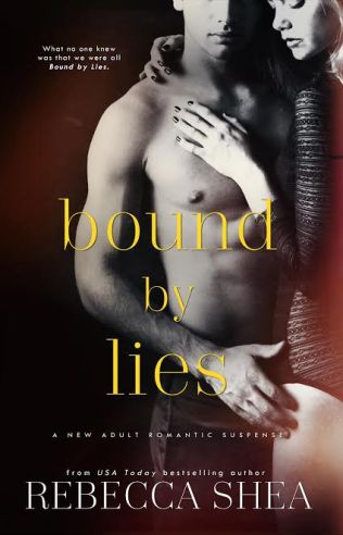 BOUND BY LIES - cover