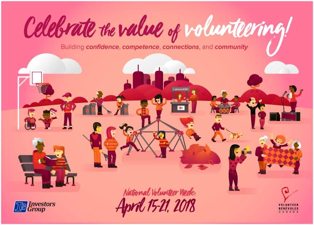volunteer 2018