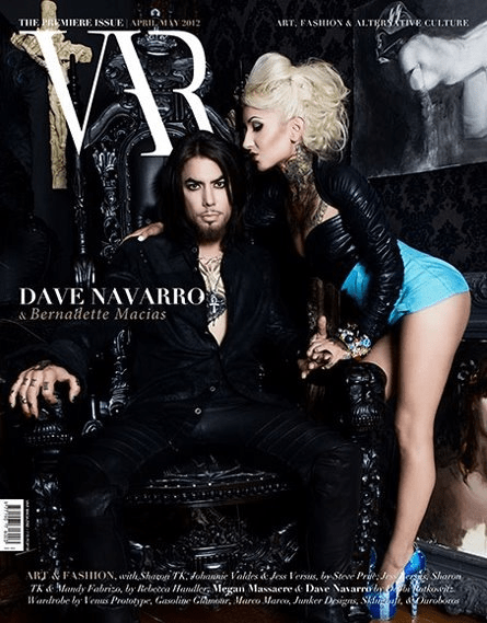 VAR MAGAZINE COVER APRIL 2012