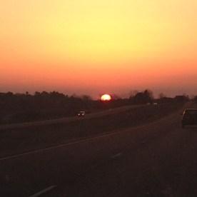 Wisconsin sunrise