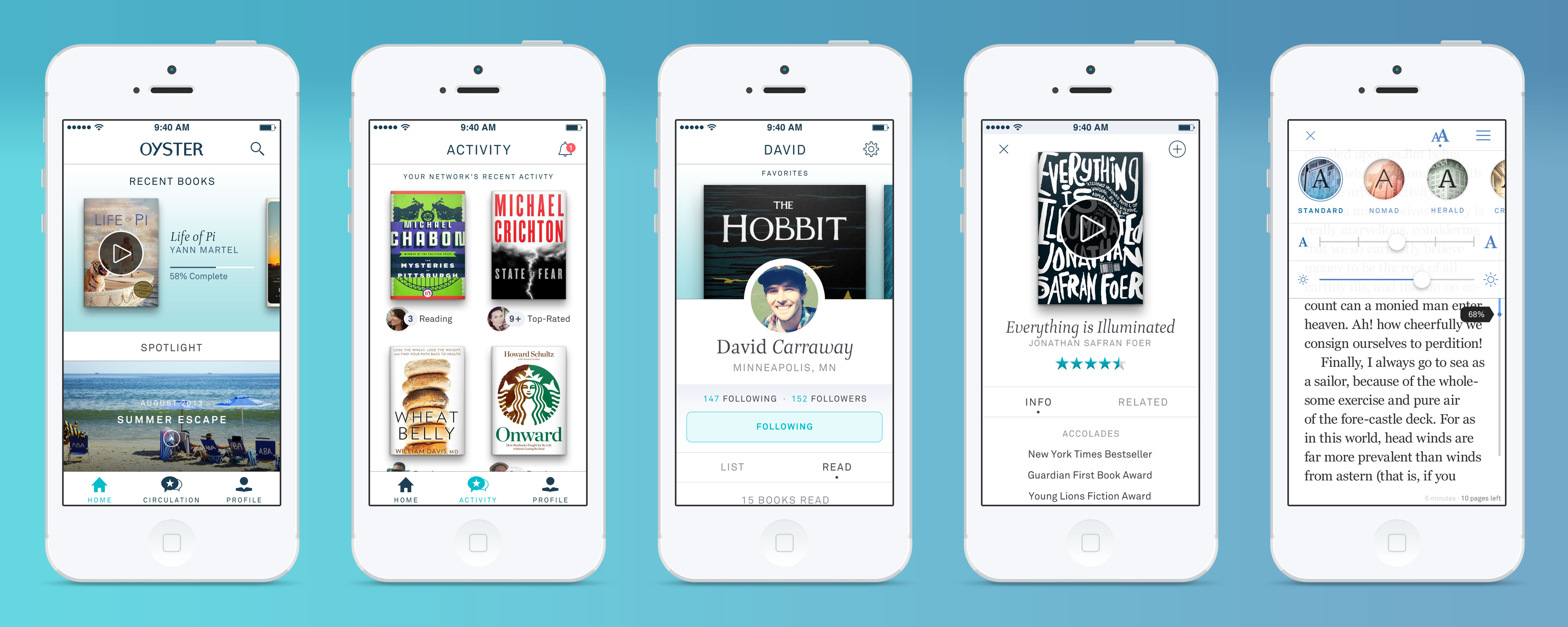 Oyster is to Reading what Netflix is to Movies | Read to Lead Podcast