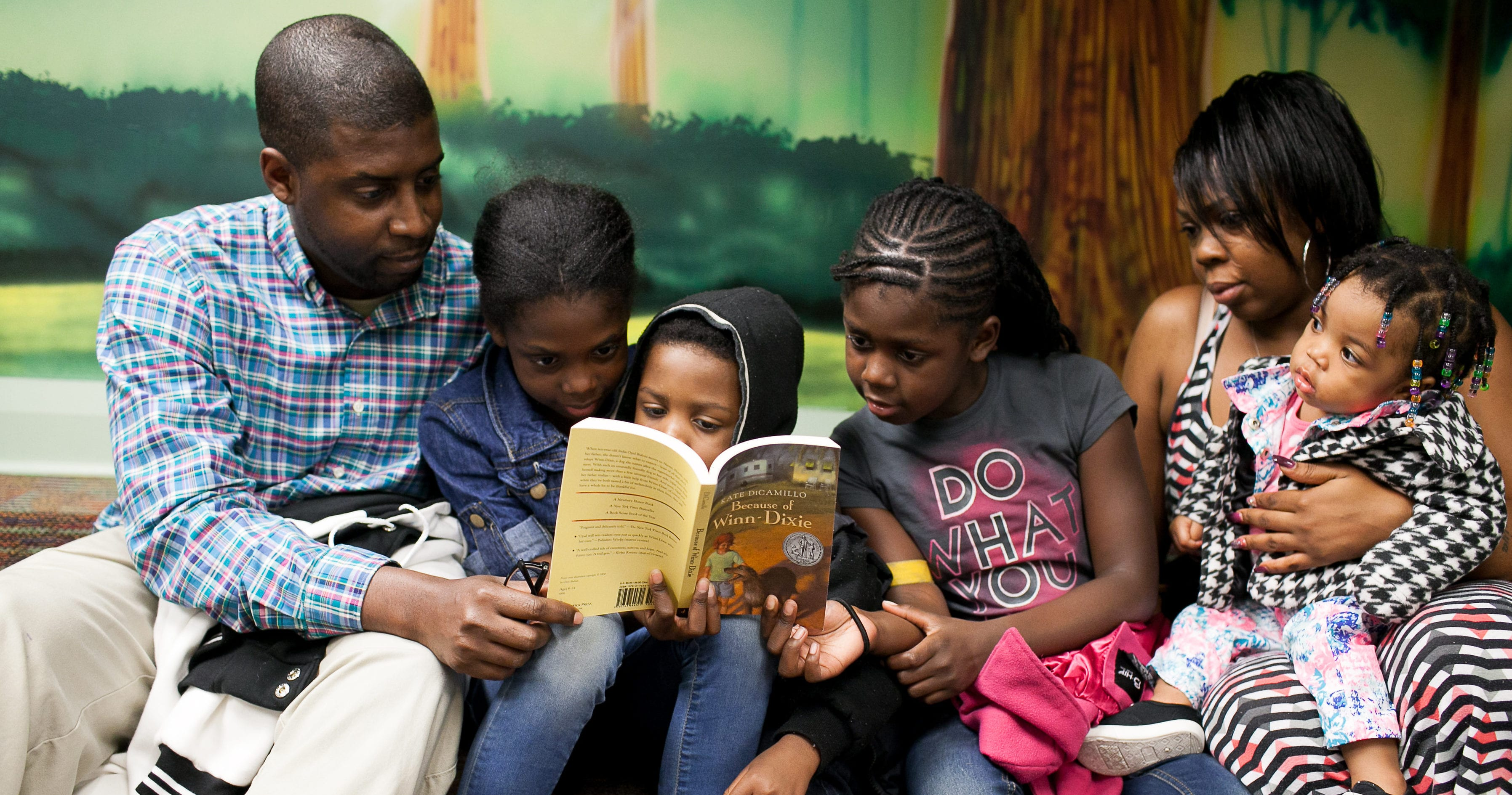 Read Aloud To A Child Week