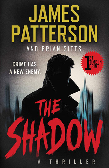 The Shadow- cover