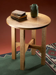Round Stickley Table