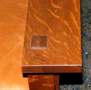 Old Repair On Stickley Morris Chairreadwatchdo Com