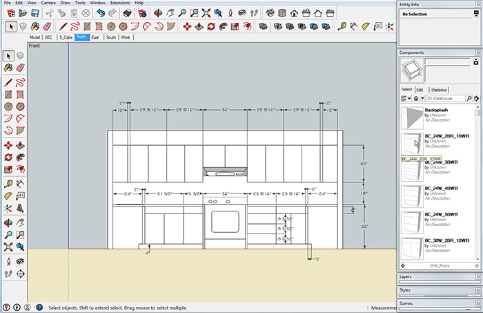 SketchUp For Cabinet Shop Project Management – ReadWatchDo.com