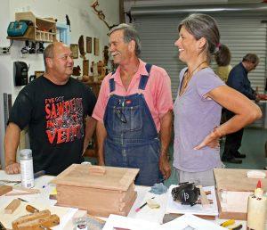 Bob Lang at Gwinnett Woodworkers