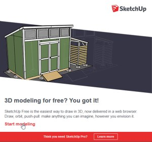 what is sketchup make vs pro