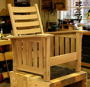 Bob Lang Morris Chair Plans