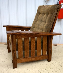 Bob Lang Morris Chair 369 Reproduction