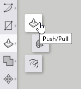 Tool Tips in SketchUp Free