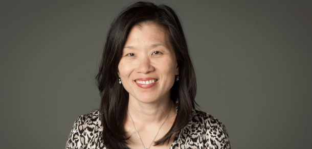 Eileen Cheigh Nakamura, WG'96; VP of Business Assessment at Pfizer