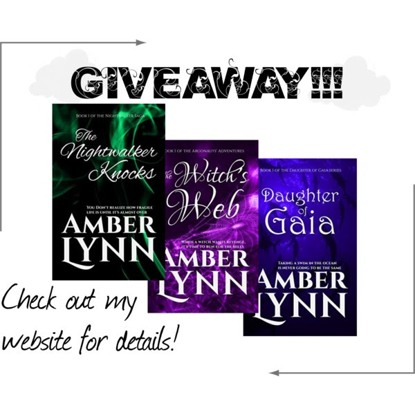 Featured Author of August: Amber Lynn!!!
